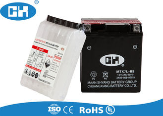 Rechargeable Small Lead Acid Battery , Maintenance Free 12v Sla Battery With Acid Pack