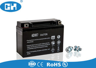 Lightweight Sealed Lead Acid Battery 12v 7Ah Maintenance Free For Portable Generator