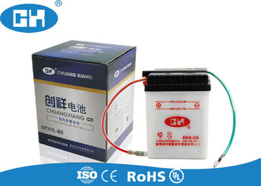 High Performance 6v Lead Acid Battery Overcharging Protection Large Current Capability